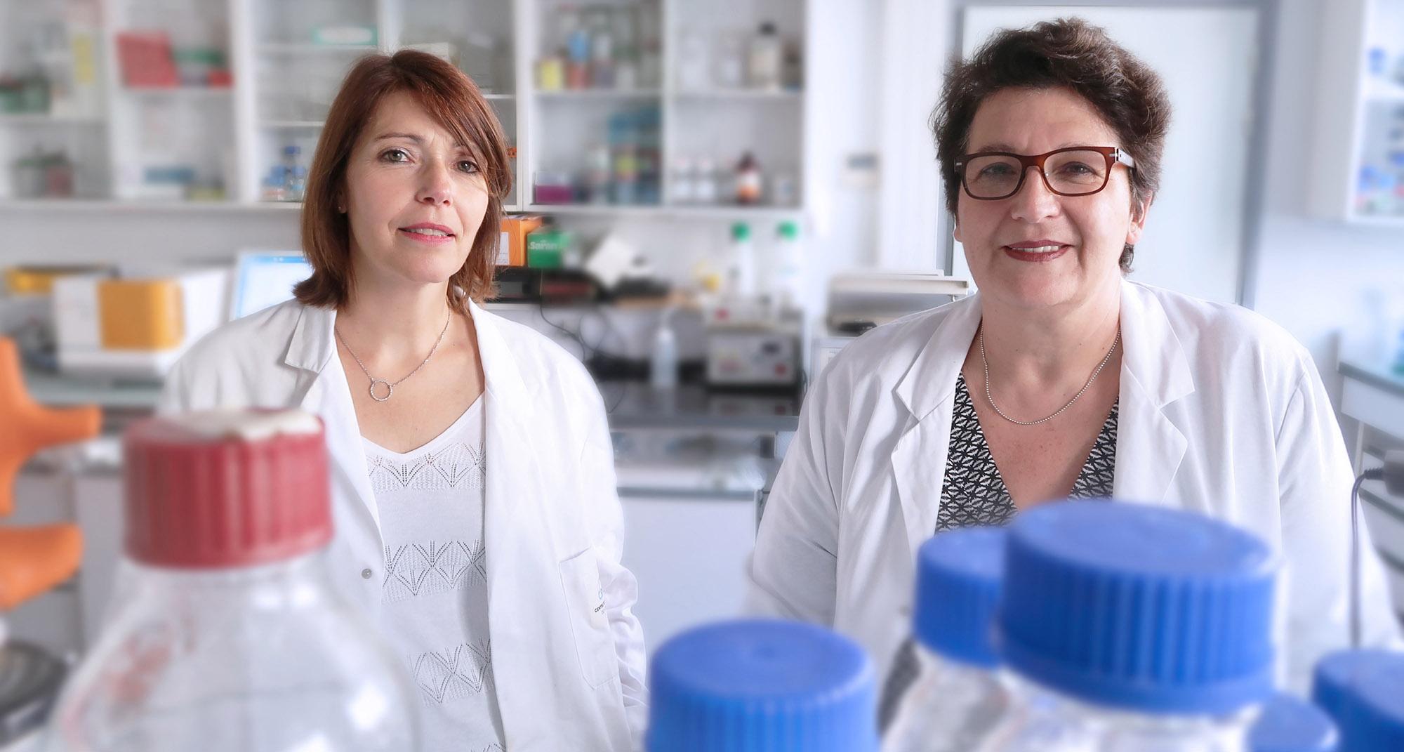 Shooting photo pour Science Dior à l'UPMC pour magazine NATURE