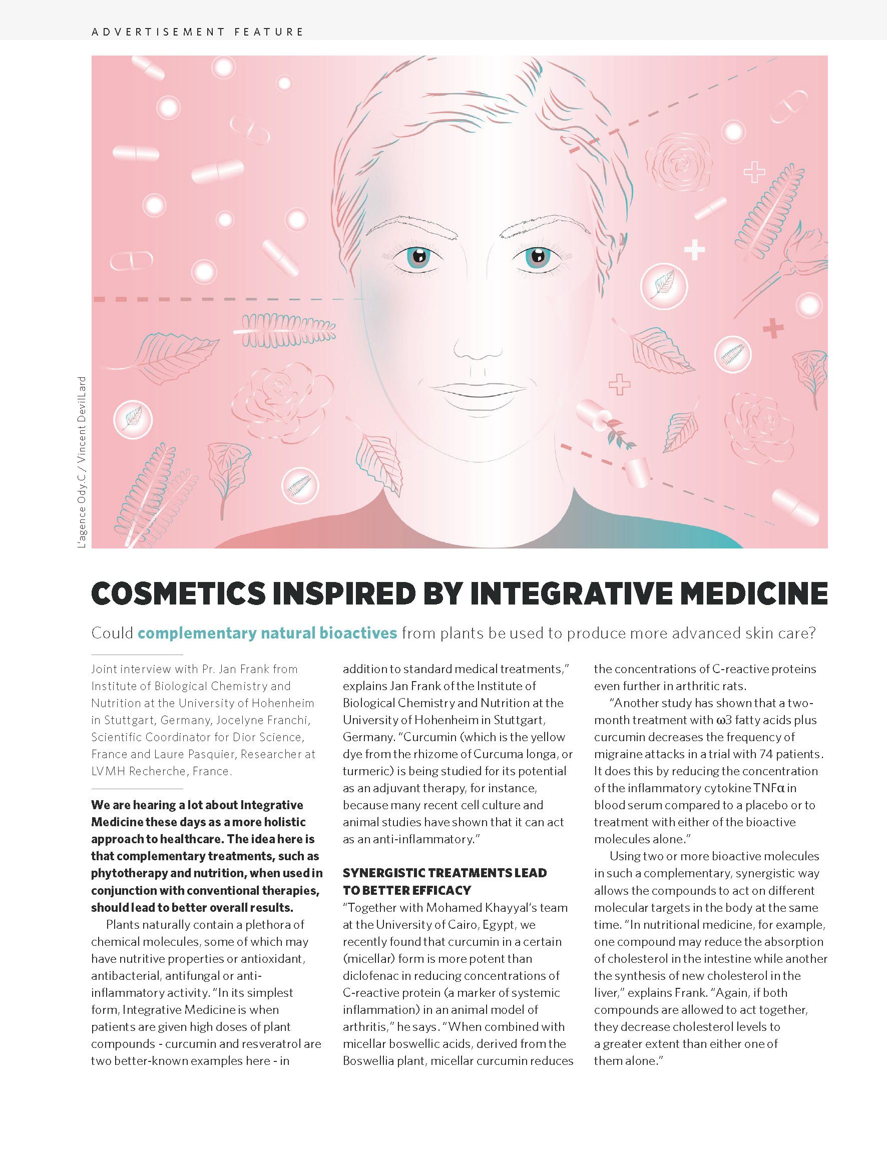 Maquette Magazine Scientific America