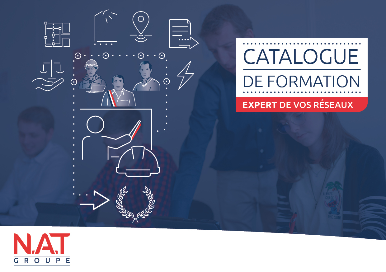 Couv Catalogue de formation